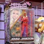 Jenna Jameson action figure