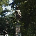 "General Thomas J. ""Stonewall"" Jackson Statue"