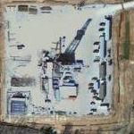 Drilling Rigs - Tishomingo Oil & Gas Field (Google Maps)