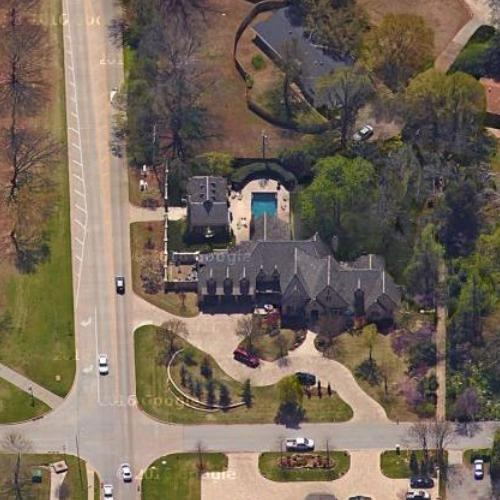 Barry Switzer's House In Norman, OK