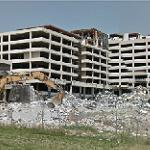 Demolition of St. John's Regional Medical Center