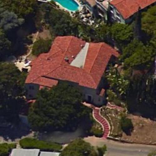 Marilyn Manson S House In Los Angeles Ca Google Maps