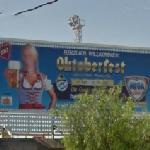 Oktoberfest Megapark ad