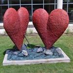 'Tools + Fire' by Jim Dine