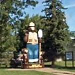Big Smokey Bear (StreetView)