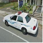 Meriden, CT Police Vehicle