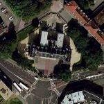 Mairie de Pantin (town hall) (Google Maps)
