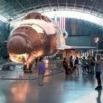 Space Shuttle Discovery (StreetView)