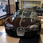 BROWN CARBON Bugatti Veyron Vitesse
