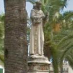 Statue of Junípero Serra