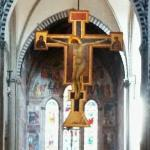 Crucifix by Giotto di Bondone (StreetView)