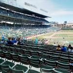 Chicago Cubs game day (StreetView)