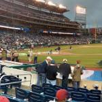 Washington Nationals game day