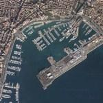 Harbour of Palma