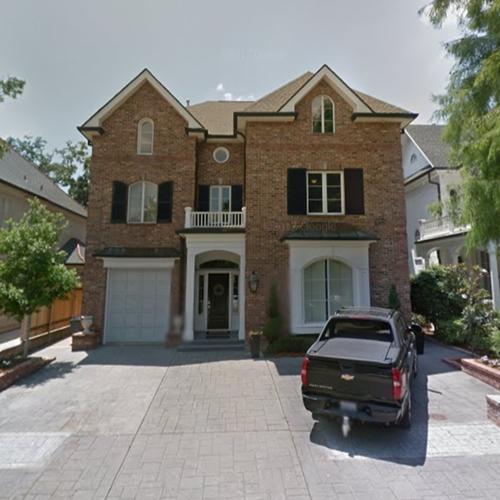 Jrue Holiday's House in Metairie, LA (Bing Maps)