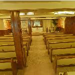 RMS Queen Mary - Royal Wedding Chapell