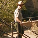 Park Ranger of Mesa Verde National Park