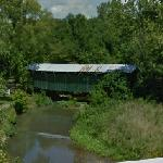 Ballard Road Covered Bridge (StreetView)