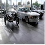 Classic BMWs On Display