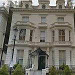 David & Victoria Beckham's house