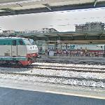 Bari Centrale railway station (StreetView)