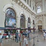 Genova Brignole railway station in Genoa, Italy (Google Maps)