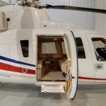 Enter a Sikorsky S-76B (N139CC)