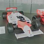 1981 McLaren Formula One car (StreetView)