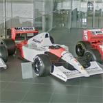 1991 McLaren Formula One car (StreetView)