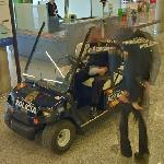 Palma Police airport buggy