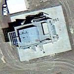 Advanced Gun System at Dugway Proving Ground, Utah (A prototype of the Zumwalt's 155mm Advanced Gun System) (Google Maps)