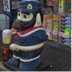 Beer Store Statue (StreetView)