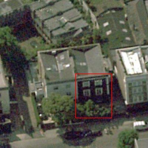 Damon Albarn's House In London, United Kingdom (Google Maps