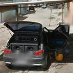 Car audio system (StreetView)