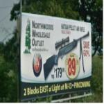Air Rifle Billboard (StreetView)