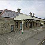 Wadebridge railway station (open in 1834)