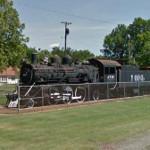 Atchison, Topeka & Santa Fe Railway #1096