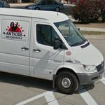 Antique Archeology Van (American Pickers) (StreetView)