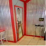 Lifesize Cutout Of Elvis Presley