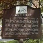 """Jingle Bells"" monument"