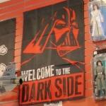 Welcome to the Dark Side - Darth Vader