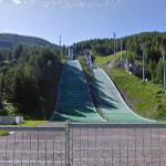 Pragelato ski jumps