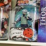 Kakashi Hatake action figure