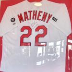 Mike Matheny jersey