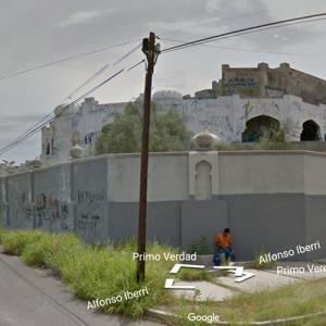 Drug Lord Amado Carrillo's House (abandoned) (StreetView)