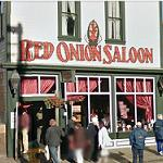 Historic Red Onion Saloon