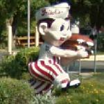 Frisch's Big Boy Statue