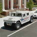 Polk County Sheriff's Humvee