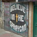 'Believe in the Spraycan' (StreetView)