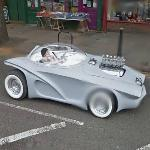 Cool Car (StreetView)